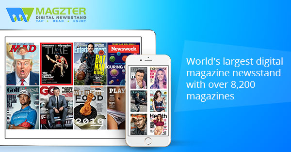 Magzter : The Digital Magazine Store All Die Hard Readers Should Subscribe To! - DesiDime
