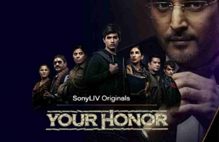 Your Honor sony liv