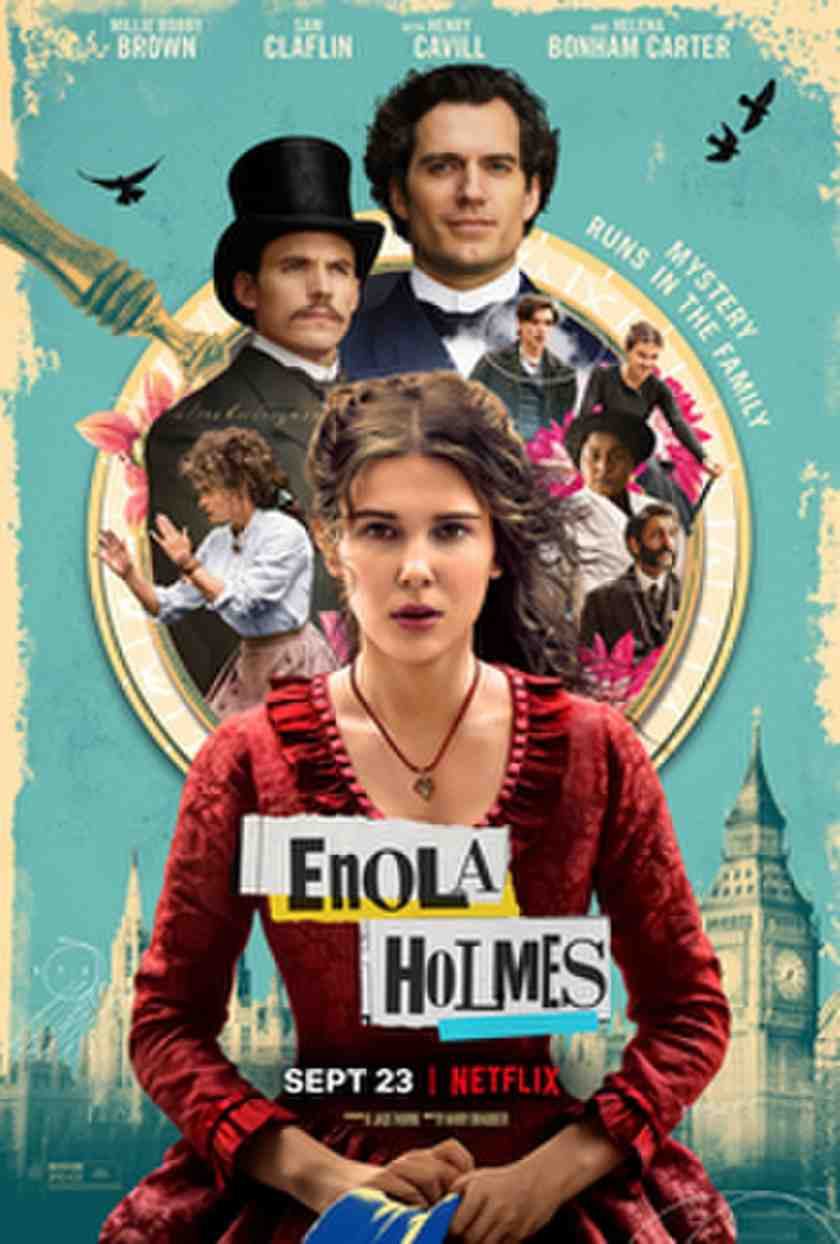 Watch & Download Millie Bobby Brown's Enola Holmes In Full HD On Netflix For Free! - DesiDime