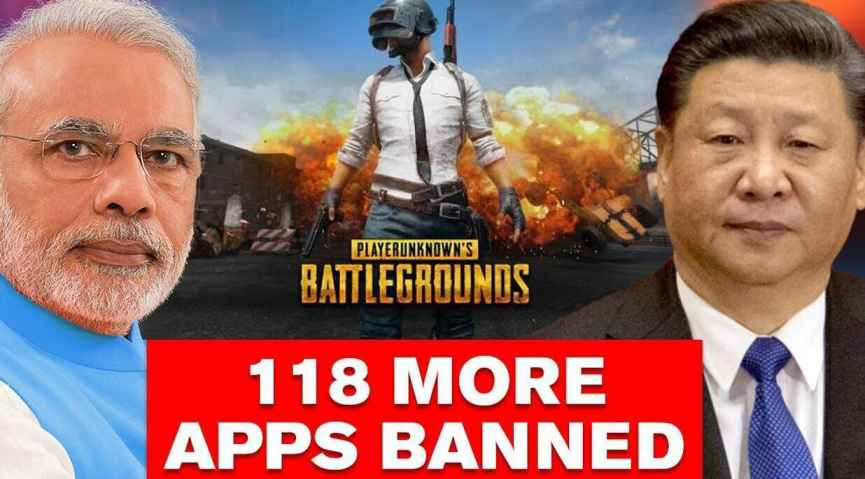 Alternative For PUBG, WeChat And Best Of 118 Banned Chinese Apps In India - DesiDime